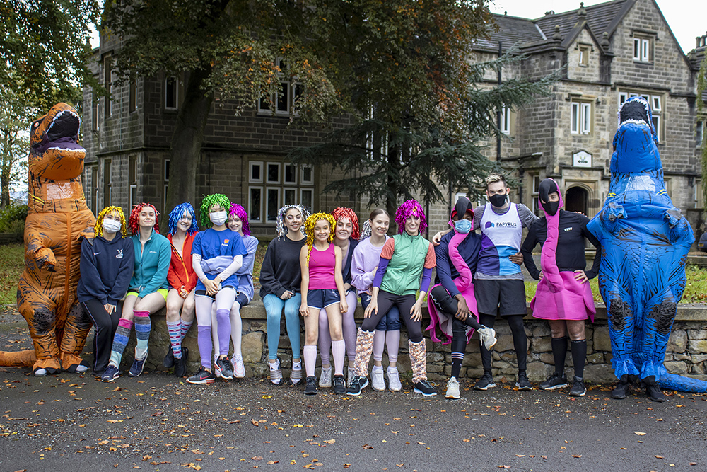 class ready to run in costumes